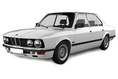 BMW 5 (E28) 1981-1988