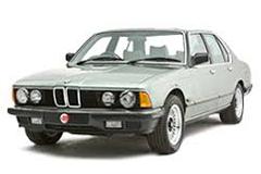BMW 7 (E23) 1977-1978