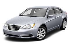 Chrysler 200 2010-2014