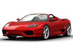 Ferrari 360 (Modena) (Spider) 1999-2005