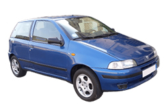 Punto 1 1993-1999