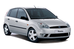 Fiesta 5 2002-2008
