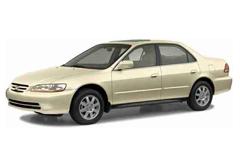 Honda Accord 6 1997-2002