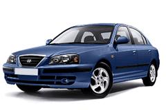 Hyundai Elantra (XD) 2000-2006