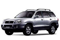 Santa Fe (SM) 2000-2006