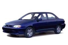 KIA Sephia 1992-1997