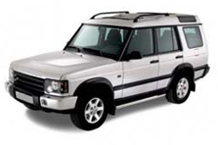 Land Rover Discovery 2 1998-2004