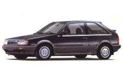 Mazda 323 (BF) 1985-1989