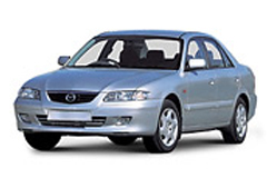 626 (GF) (GW) 1997-2005