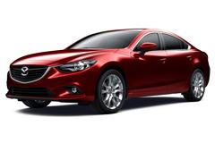 Mazda 6 (GJ) (GL) 2012+