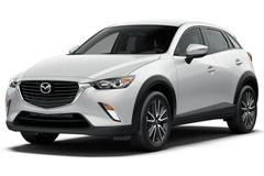 Mazda CX-3 (DK) 2015+