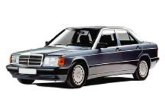 C-Class (W201) 1982-1993