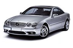 Mercedes CL-Class (C215) 1999-2006