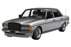 E-Class (W123) 1976-1986