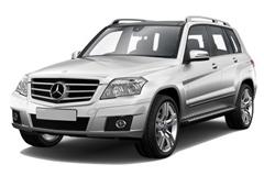 GLK-Class (X204) 2009-2015