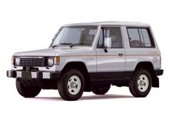 Pajero 1 1982-1991