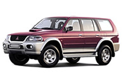 Pajero Sport 1 1996-2008