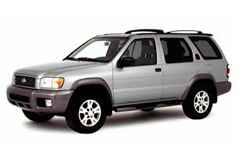 Nissan Pathfinder 2 / Terrano (R50) 1996-2005
