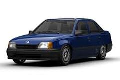 Kadett E 1984-1995