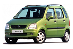 Agila A 2000-2007