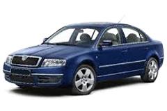 Superb 1 (B5) 2001-2008