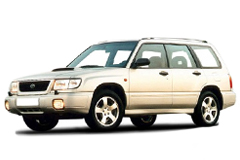 Forester (SF) 1997-2002