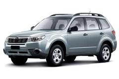 Subaru Forester (SH) 2008-2012
