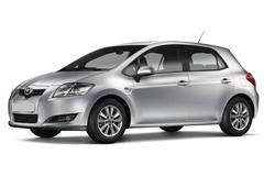 Auris 1 (E150) 2007-2012