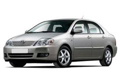 Corolla (E120) (E130) 2000-2007