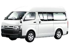 Toyota Hiace (H200) 2004-2019