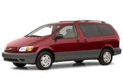 Toyota Sienna (XL10) 1997-2002