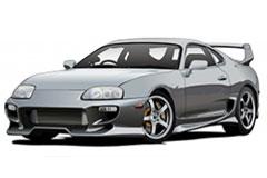 Toyota Supra (A80) 1993-2002