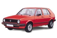 Golf 2 1983-1992
