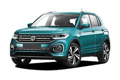 Volkswagen T-Cross 2018+