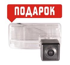 Акция! Акция! При покупке мультимедийного центра PHANTOM DVA-7601 универсальная камера заднего вида в подарок