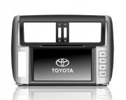Штатная магнитола FlyAudio E75102NAVI для Toyota Prado 150 (2009-2013) Comfort