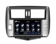 Штатная магнитола FlyAudio FA082NAVI для Toyota Prado 150