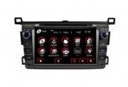 Штатная магнитола FlyAudio E66132NAVI для Toyota Rav4 New