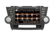Штатная магнитола FlyAudio E75048NAVI для Toyota Highlander