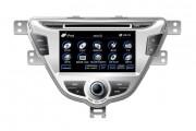 Штатная магнитола FlyAudio E75094NAVI для Hyundai Elantra 2011