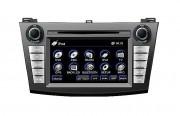 Штатная магнитола FlyAudio E75084NAVI для Mazda 3 2010