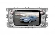 Штатна магнітола FlyAudio E75022NAVI для Ford Mondeo, Focus, S-Max