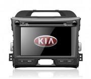 Штатная магнитола FlyAudio E75051NAVI для Kia Sportage 2011