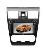 Штатная магнитола FlyAudio E66042NAVI для Subaru Forester 2013, Impreza, XV (2013-2014)