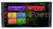 RedPower Штатная магнитола RedPower 31062 IPS DSP для Subaru Forester, Impreza, XV (Android 7+)