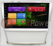 Штатная магнитола RedPower 31064IPS для Toyota Camry V40 (Android 7+)