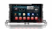 Штатная магнитола RedPower 18335 для Toyota Highlander New на базе OS Android 4.2.2