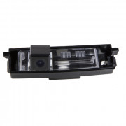 Falcon Камера заднего вида Falcon SC02SCCD для Toyota RAV4 III (2010-2012), Auris II (2013+) / Chery Tiggo (2005+)