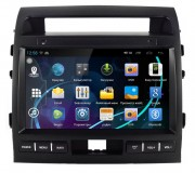 Штатная магнитола EasyGo A211 для Toyota Land Cruiser 200 2008-2015 OS Android 4.4
