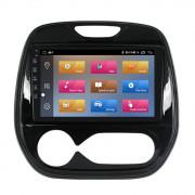 Штатная магнитола Torssen для Renault Captur 2013+, Trafic 2014+ (Android)